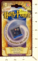 Dice : MINT21 MATTEL HARRY POTTER DICERS QUIRRELL