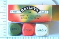 Dice : SEX BAILEYS 01 TRUTH OR DARE