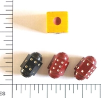 Dice : D6 66 OLD SPINDLE