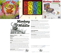 Dice : MINT20 ARISTOPLAY MONKEY IN THE MIDDLE 01