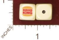 Dice : MINT32 HOMEMADE BURGER KING 02