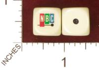Dice : MINT32 HOMEMADE NATIONAL BROADCASTING COMPANY NBC 04
