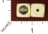 Dice : MINT32 HOMEMADE AMERICAN BROADCASTING COMPANY ABC 04