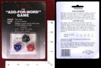 Dice : MINT34 RAY SKOTTE ADD FOR WORD 01