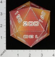 Dice : PAPER MULTI OVERSOUL GAMES MECHA ASIAN REBELLION HIT DICE 01