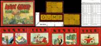 Dice : MINT30 MILTON BRADLEY ANDY GUMP HIS GAME 01