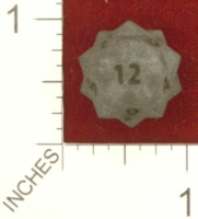 Dice : MINT25 SHAPEWAYS DIZINGOF STARS D12 DICE 01