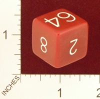 Dice : MINT22 UNKNOWN RED DOUBLING 01