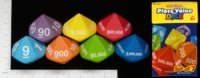 Dice : FOAM2 LEARNING RESOURCES PLACE VALUE 01