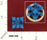Dice : MINT24 SHAPEWAYS MCTRIVIA WEIGHTED INVERTED DIE 01