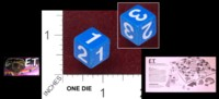Dice : MINT36 PARKER BROTHERS ET THE EXTRA TERRESTERIAL