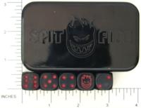 Dice : MINT8 SPIT FIRE 01