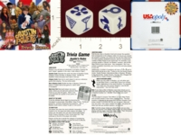 Dice : MINT20 USAOPOLY AUSTIN POWERS TRIVIA 01