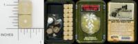 Dice : MINT15 GALE FORCE NINE TD015 DEUTSCHES AFRIKAKORPS