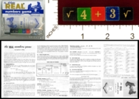 Dice : MINT22 WFF N PROOF THE DELUXE REAL NUMBERS GAME 01