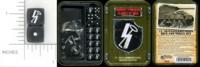 Dice : MINT15 GALE FORCE NINE TD016 12 PANZERDIVISION HITLERJUGEND
