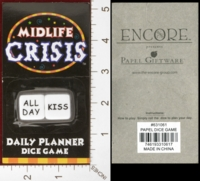 Dice : MINT28 THE ENCORE GROUP MIDLIFE CRISIS 01