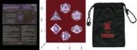Dice : MINT32 WIZARDS OF THE COAST GEN CON 2012 DROW PROMO 01