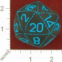 Dice : FOAM2 ELAUR SMALL BLUE 01