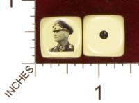 Dice : MINT29 YAK YAKS GERMAN FIELD MARSHAL ERWIN ROMMEL 01