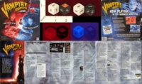 Dice : MINT20 MILTON BRADLEY VAMPIRE HUNTER THE GAME 01