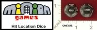 Dice : MINT21 MINION GAMES HIT LOCATION DICE 01