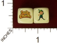 Dice : MINT32 HOMEMADE LUCKY CHARMS 01