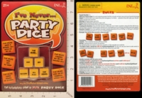Dice : MINT22 INI LLC IVE NEVER PARTY DICE 01