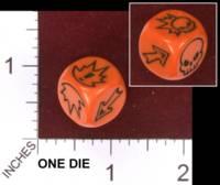 Dice : MINT32 IMPACT MINIATURES BLOOD BOWL 01